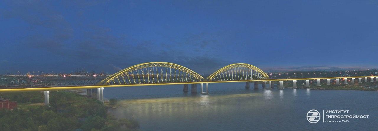 Состороны Нового моста черезВолгу